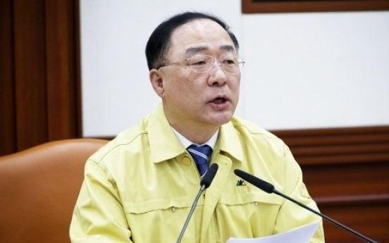 S. Korea to control supply of masks, hand sanitizers
