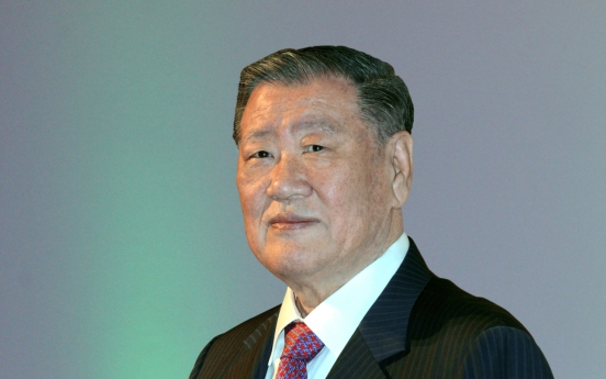 Hyundai Motor Group Chairman Chung Mong-koo inducted into Automotive Hall of Fame