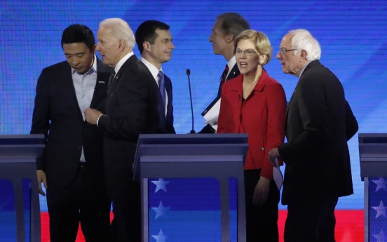 Key takeaways from Democratic debate in New Hampshire