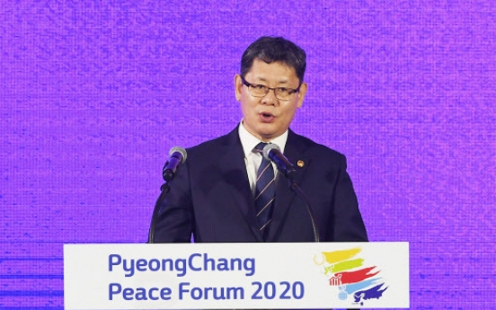Unification minister reaffirms need to push for inter-Korean exchanges