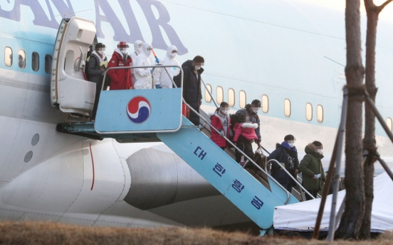 S. Korea to send 3rd flight to Wuhan to bring home Korean nationals, families
