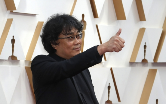 'Parasite' Bong Joon-ho named best director: Oscars