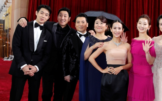 [Newsmaker] 8 stars of 'Parasite'