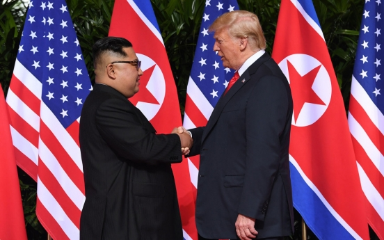 Trump does not want another summit with Kim before election: CNN