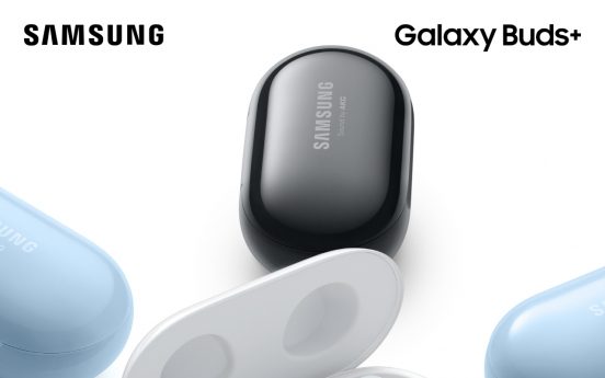 Galaxy Buds+ lasts 11 hours on single charge