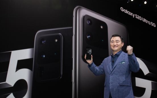 Unpacked: Samsung brings 5G, AI, foldable to 2020 Galaxy lineup