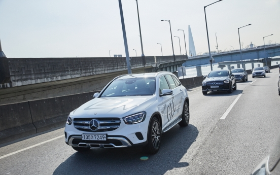 [Behind the Wheel] Mercedes-Benz aims to bolster SUV lineup with facelift GLC
