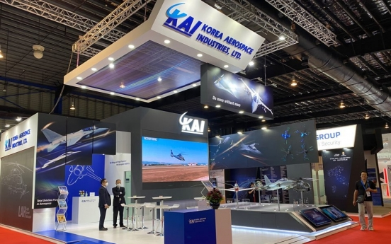 KAI joins Singapore Airshow to showcase high-tech aircraft