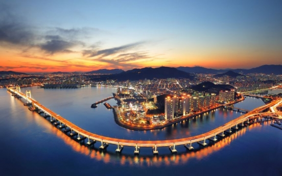 Busan to inject W205.6b to boost tech hub