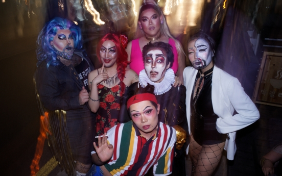Drag artists prepare to 'Werq the World'