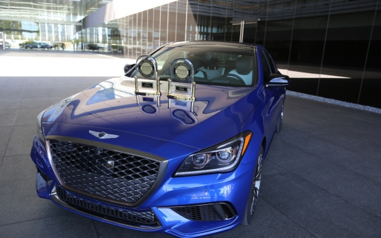 Genesis replaces Lexus as most reliable auto brand in US