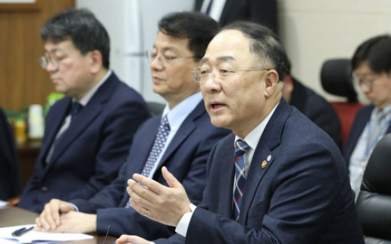 S. Korea to unveil measures to support exports amid virus fallout