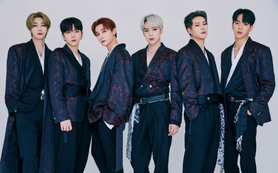Monsta X starts US promotion of new all-English album, 'All About Luv'