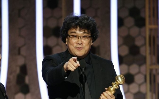 Oscar-winning 'Parasite' tops Japanese box office