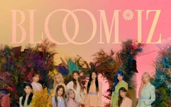 IZ*ONE breaks first-week sales record for girl group albums
