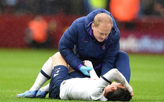 Son Heung-min to have surgery on broken arm, to miss several weeks