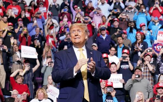 Trump scoffs at 'Parasite's' Oscar win