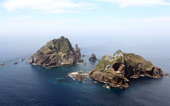 S. Korea strongly protests Japan's renewed claims to Dokdo