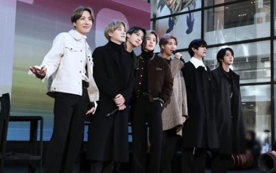 BTS' new album tops record-high 91 iTunes charts