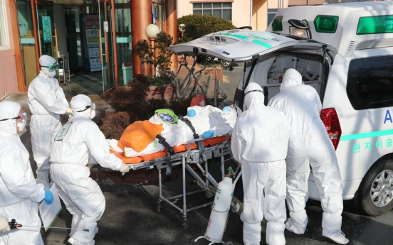 S. Korea confirms sixth virus death