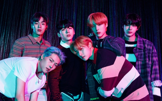 Monsta X's 'All About Luv' lands at 5th on Billboard 200 chart