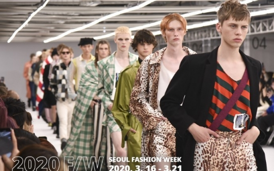 Seoul Fashion Week 2020 shows to be canceled