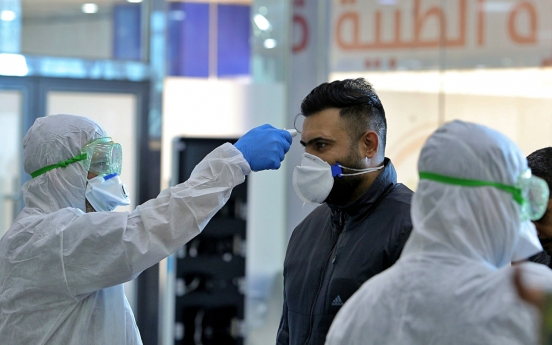 Iraq confirms first novel coronavirus case
