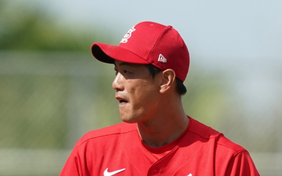 Cardinals' Kim Kwang-hyun to make 1st spring start vs. Marlins