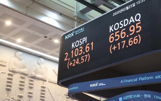Seoul stocks rebound as investors scoop up undervalued assets