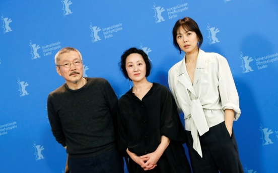 Hong Sang-soo's latest film gets premiere at Berlinale