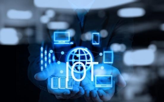 Revenues of Korean IoT firms surpass W10tr in 2019