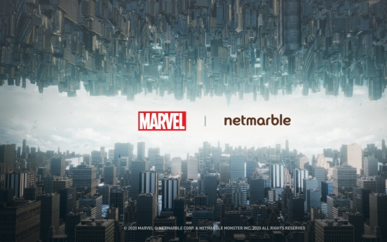 Netmarble, Marvel to introduce new game at PAX East