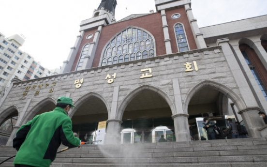 Churches in Korea consider canceling Sunday services as coronavirus spreads