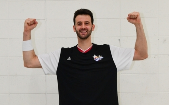 Serbian basketball player leaves S. Korean league over coronavirus fears