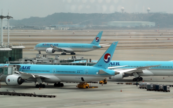Korean Air to halt more flights to China amid virus woes