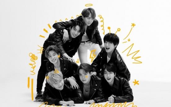 BTS' 'Map of the Soul: 7' breaks 1st-week sales record in S. Korea