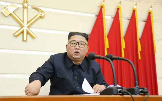 NK leader oversees politburo meeting on coronavirus response
