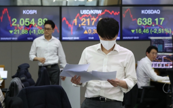 Seoul stocks open up on technical rebound, Fed comment