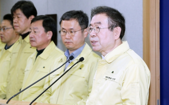 Local governments take legal action against Shincheonji