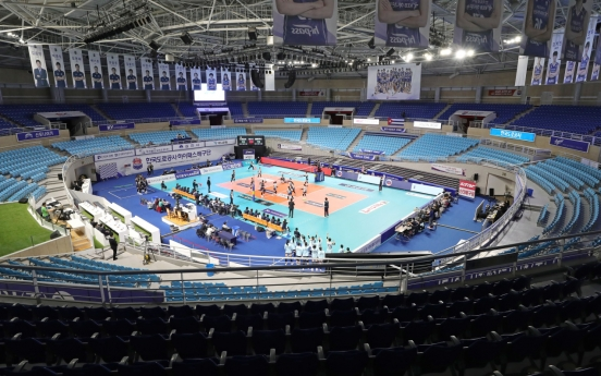 Pro volleyball leagues suspended due to coronavirus