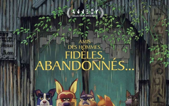 Korean animation 'Underdog' to open in France