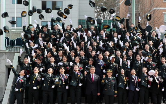 New nursing officers head to Daegu