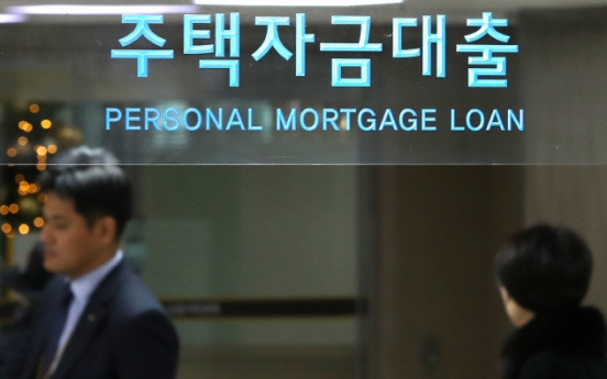Demand for personal credit loan grows, home loans falls