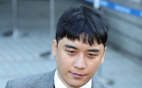 [Newsmaker] Former Big Bang member Seungri to start military service March 9