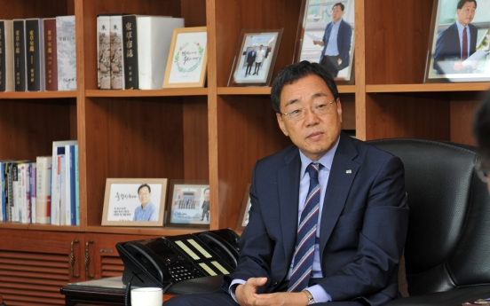 [Herald Interview] Sokcho mayor stresses new development paradigm for future