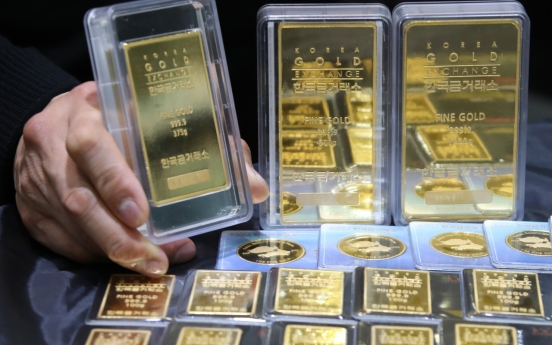 Gold funds lose luster on coronavirus scare