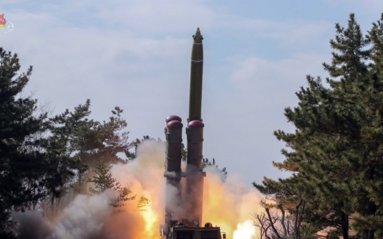 N. Korea slams European countries for criticizing recent projectile firings