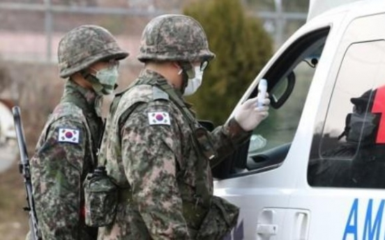 1 more coronavirus case reported in military, total now at 36