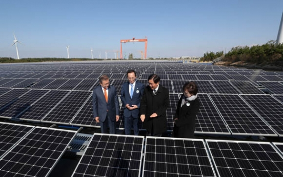 [Herald Interview] 'South Korea's renewable energy initiative in right direction'