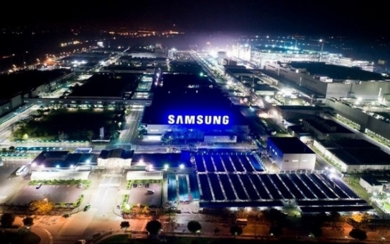 Samsung Display asks Vietnam to approve entry of its staff: source